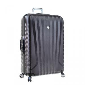 Roncato Trolley rigidi UNO SL 2014 51 41 Nero Realizzato in policarbonato 100%. Chiusura a combinazione TSA. Scompartimento interno di cortesia con cerniera.