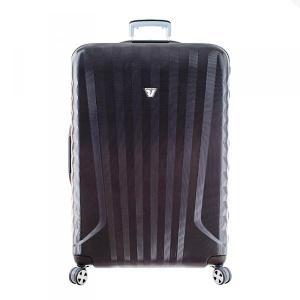 Roncato Trolley rigidi UNO SL 2014 51 42 Nero Realizzato in policarbonato 100%. Chiusura a combinazione TSA. Scompartimento interno di cortesia con cerniera.