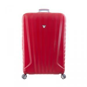 Roncato Trolley rigidi UNO SL 2014 51 41 Rosso Realizzato in policarbonato 100%. Chiusura a combinazione TSA. Scompartimento interno di cortesia con cerniera.