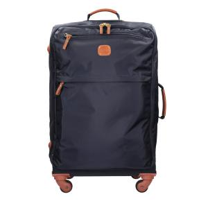 Brics Trolley semirigidi X Travel BXL 38118 Ocean Blue Realizzata in nylon