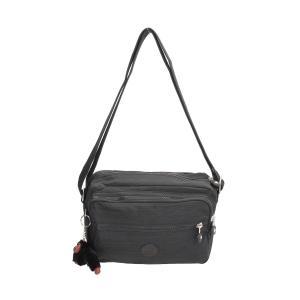 Kipling Borse Basic Deena 15249 Dazz Black Realizzato in tessuto Chiuso con cerniera Tracolla regolabili per portate a spalla Doppia tasca estera chiusa con zip