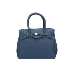Save My Bag Borse Miss 102 04N Balena Realizzata in Poly-Fabric con Lycra Chiusa con automatico Doppio manico