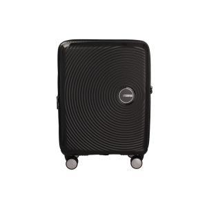 American Tourister Trolley cabina rigida per Compagnie low cost Sound Box 32G 001 Black