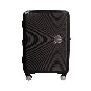 American Tourister Trolley rigidi Sound Box 32G 002 Black Manufactured in 100% polypropylene