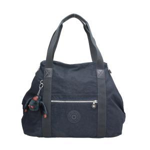 Kipling Borse Basic Art M 1362 True Blue Realizzata in tessuto Chiusa con cerniera lampo Doppio manico per portate a spalla Tasca anteriore chiusa con zip Possibilit� di allargarla o restringerla