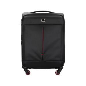 Delsey Trolley semirigidi AIR ADVENTURE 3606 811 Nero Realizzato in poliestere Chiusura a combinazione TSA Tascha anteriore Tasca interna 4 ruote multidirezionali