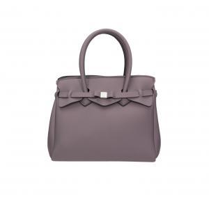 Save My Bag Borse Miss 102 04N Cayenne Realizzata in Poly-Fabric con Lycra Chiusa con automatico Doppio manico