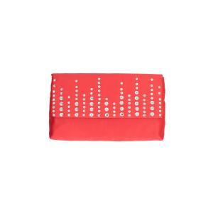 Scheilan Borse BT BT 606 L rosso Realizzata in raso Chiusura a patta