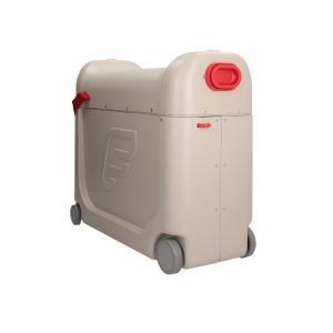 JetKids Accessori per il viaggio Accessori Viaggio   Rosso Bagaglio a mano Valigia cavalcabile con ruote Lettino da viaggio per aereo e treno