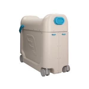 JetKids Accessori per il viaggio Accessori Viaggio   Blu Bagaglio a mano Valigia cavalcabile con ruote Lettino da viaggio per aereo e treno