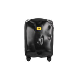 Crash Baggage Trolley cabina rigida per Compagnie low cost Icon CB 161 Black