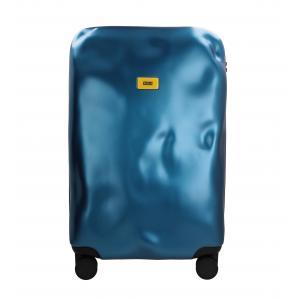 Crash Baggage Trolley rigidi Icon CB 163 Metallic Blue