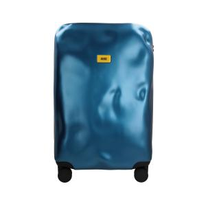 Crash Baggage Trolley rigidi Icon CB 162 Metallic Blue