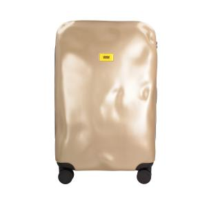 Crash Baggage Trolley rigidi Icon CB 162 Gold