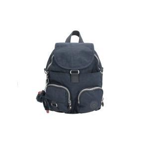 Kipling Borse Basic Firefly  N 13108 True Blue 511 Realizzato in tessuto Chiuso con cerniera e patta Manico di sollevamento Doppia tasca estera Doppio spallaccio  Tracolla opzionale per portate a spalla